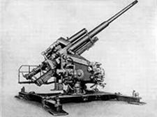 ARSENAL 80  12,8 cm Flak  1:87