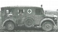 ARSENAL 83  Horch Kfz.31 Krankenkraftwagen  1:87