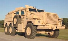 TRIDENT 87136  MRAP 'Cougar HE'  1:87
