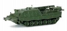 MINITANKS 100181  Leopard 2 bergingstank (NL)  1:87