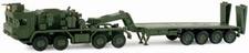 MINITANKS 200009  Faun Tanktransporter SLT-3  1:87