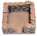 ARTMASTER 80088  Sandsackstellung eckig 1:87