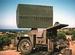 TRIDENT 87077  Hawk AN/MPQ-55. CWAR Radar 1:87
