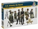 ITALERI 06522  US Infantry on board  NIEUW  1:35
