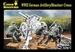 CAESAR 0084  WWII German Artillery crews  NIEUW  1:72