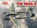 ICM 72292  Focke Wulf FW-189A-2  NIEUW  1:72